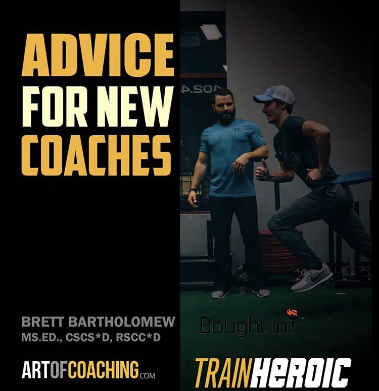 Free E-Book: 15 Reflections On Being a Better Coach by Brett Bartholomew