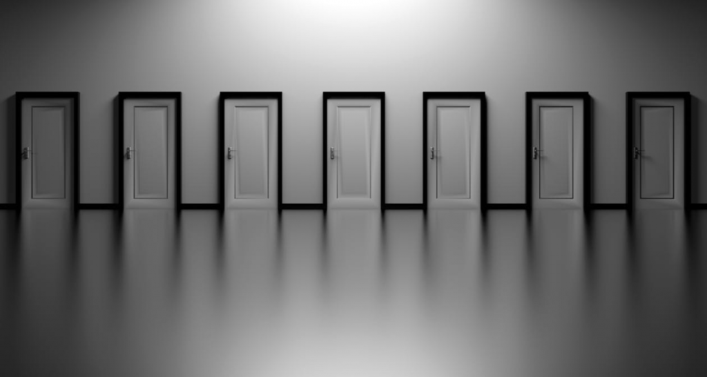 7 white doors thoughts for angry coaches