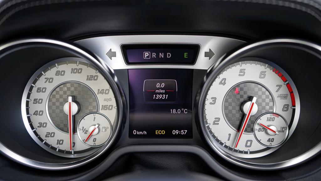 car dashboard Growth in Coaching