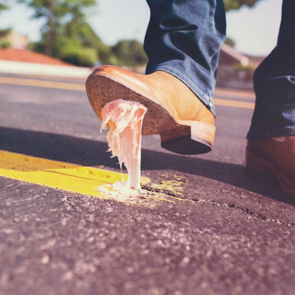 boots-steps-on-bubble-gum ways to rebound from coaching mistakes