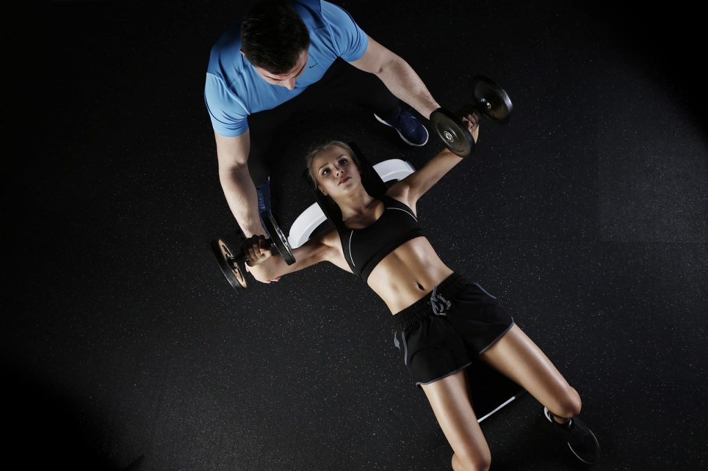 sport-strength-training-woman know who you are before doing what you do